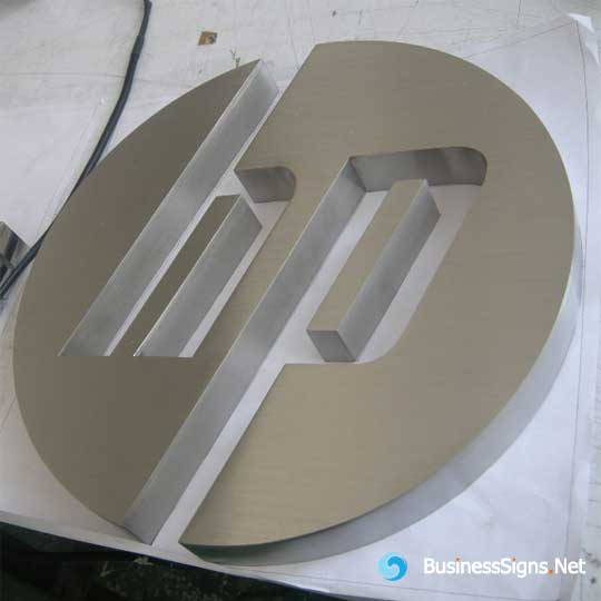 brushed-stainless-steel-hp-signs