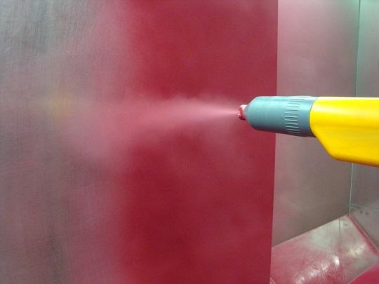 powder-coating