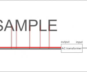 Wiring Diagram For LED Illuminated Signage